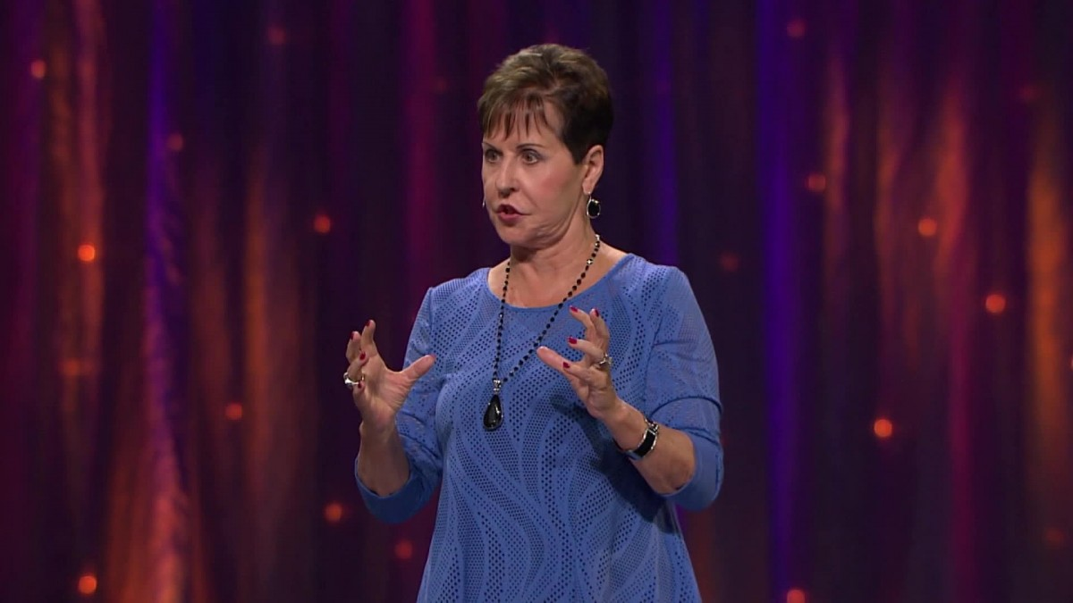 What time is joyce meyer on tv